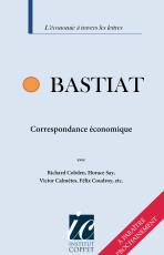 cover bastiat correspondance-a