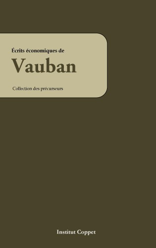 Vauban - Oeuvres - cover-page-0016