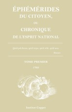 EPHEMERIDES-1765-VOLUME 1 COVER2 - front