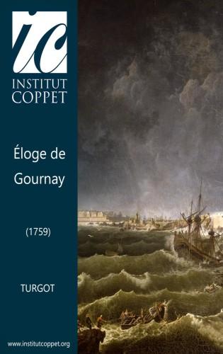 cover éloge de gournay - front