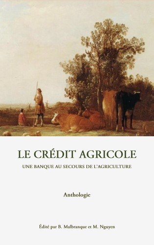 credit agricole cover - front